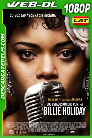 Estados Unidos vs. Billie Holiday (2021) 1080p WEB-DL AMZN Latino