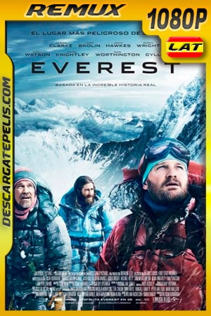 Everest (2015) 1080p BDRemux Latino – Ingles