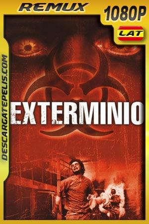 Exterminio (2002) 1080p Remux Latino
