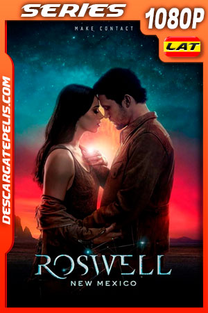 Roswell New Mexico (2019) Temporada 1 1080p WEB-DL Latino