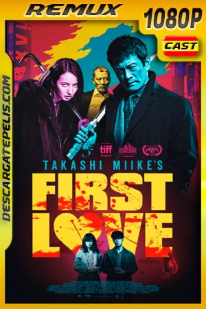 First Love (2019) 1080p Remux Castellano
