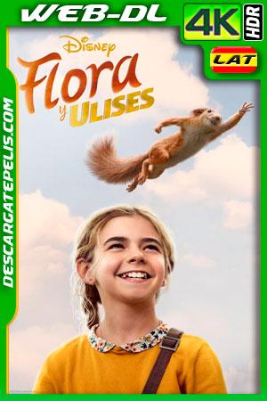 Flora y Ulises (2021) 4K WEB-DL HDR Latino