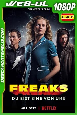 Freaks Eres de los nuestros (2020) 1080p WEB-DL Latino – Aleman – Ingles