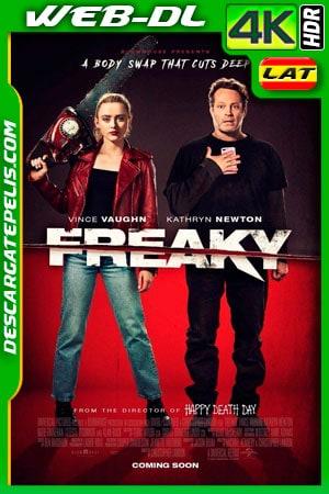 Freaky: Este cuerpo está para matar (2020) 4K WEB-DL HDR Latino