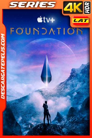 Fundación (2021) Temporada 1 4k WEB-DL HDR Latino