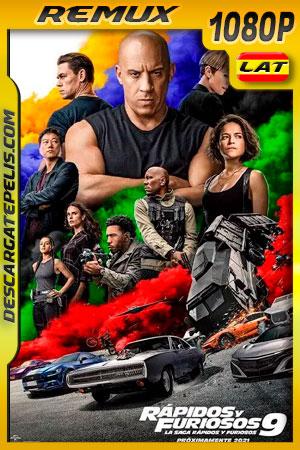 Rápidos y furiosos 9 (2021) 1080p Remux Latino