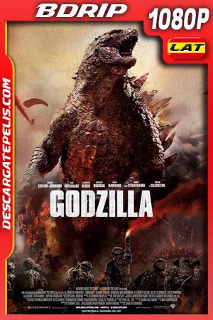 Godzilla (2014) 1080p BDrip Latino