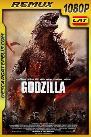 Godzilla (2014) 1080p Remux Latino