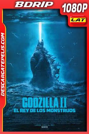 Godzilla II: El rey de los monstruos (2019) 1080p BDrip Latino