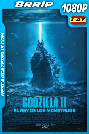 Godzilla II: El rey de los monstruos (2019) 1080p BRrip Latino