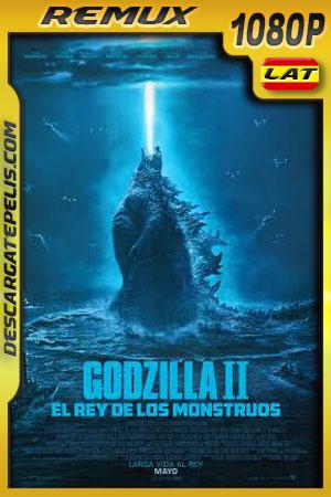 Godzilla II: El rey de los monstruos (2019) 1080p Remux Latino
