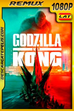 Godzilla vs Kong (2021) 1080p Remux Latino
