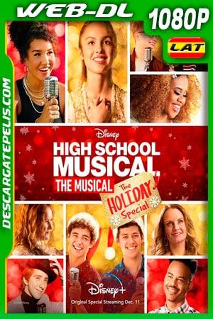 High School Musical: El musical: Especial de las Fiestas (2020) 1080P WEB-DL Latino
