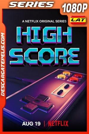 High Score El mundo de los videojuegos (2020) Temporada 1 1080p WEB-DL Latino – Ingles