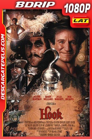 Hook (1991) 1080p BDrip Latino – Ingles