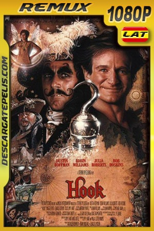 Hook (1991) 1080p BDRemux Latino – Ingles