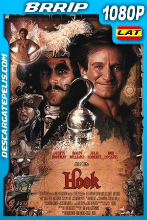 Hook (1991) 1080p BRrip Latino – Ingles