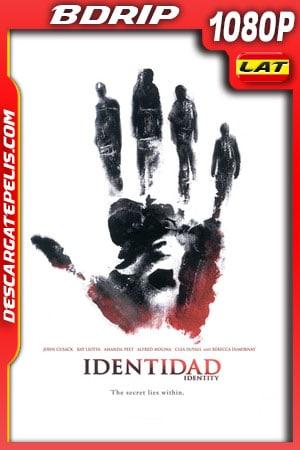 Identidad (2003) 1080p BDrip Latino – Ingles