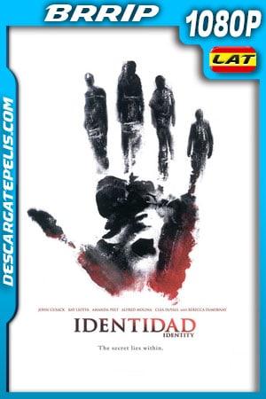 Identidad (2003) 1080p BRrip Latino – Ingles
