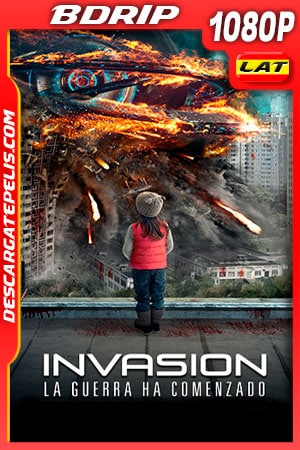 Invasión: La Guerra ha comenzado (2017) Extended 1080p BDRip Latino