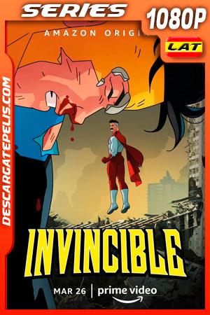Invencible (2021) 1080p WEB-DL AMZN Latino