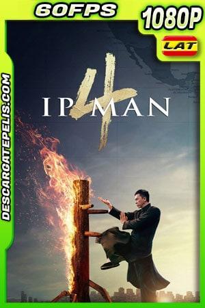 Ip Man 4 (2019) 1080p 60FPS BDrip Latino