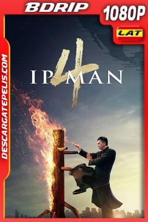 Ip Man 4: El final (2019) 1080p BDRip Latino