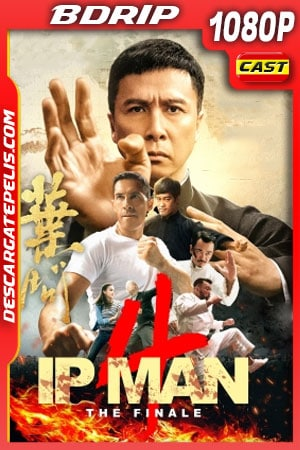 Ip Man 4: El final (2019) 1080p BDRip Castellano – Ingles