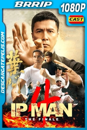 Ip Man 4: El final (2019) 1080p BRRip Castellano – Ingles