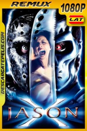 Jason X (2001) 1080p Remux Latino