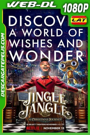 Jingle Jangle: Una mágica Navidad (2020) 1080p WEB-DL Latino