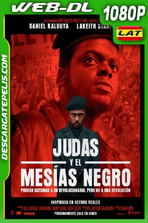 Judas y el mesías negro (2021) 1080p WEB-DL Latino