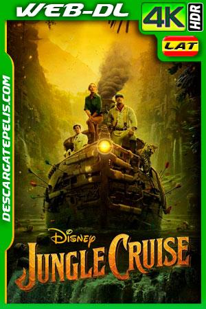 Jungle Cruise (2021) 4K WEB-DL HDR Latino
