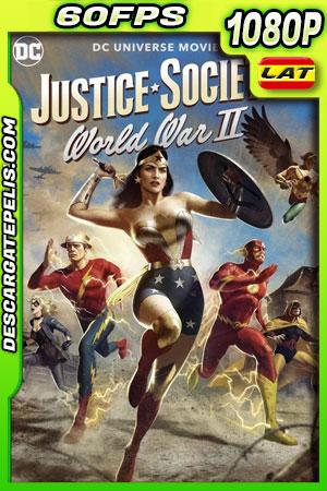 Justice Society: World War II (2021) 1080p 60FPS WEB-DL Latino