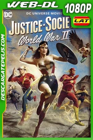 Justice Society: World War II (2021) 1080p WEB-DL Latino