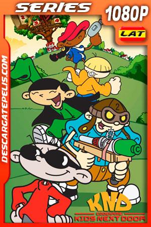 KND: Los chicos del barrio (2002) Temporada 1-2-3-4 1080p WEB-DL Latino