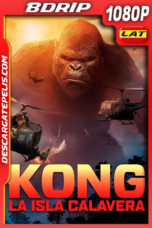 Kong: La isla calavera (2017) 1080p BDrip Latino