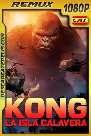 Kong: La isla calavera (2017) 1080p Remux Latino