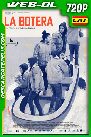 La botera (2019) 720p WEB-DL Latino