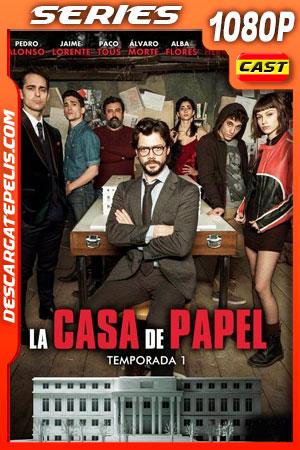 La casa de papel (2017) Temporada 1 1080p WEB-DL Castellano