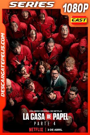La casa de papel (2020) Temporada 4 1080p WEB-DL Castellano