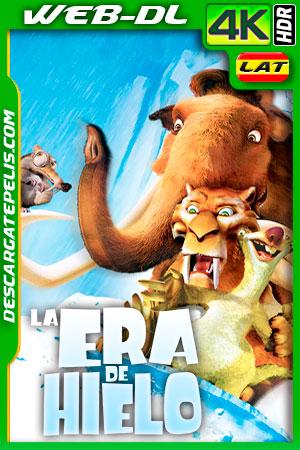 La era de hielo (2002) 4K WEB-DL HDR Latino