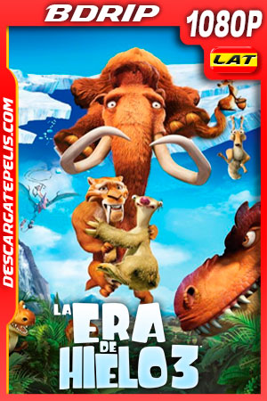 La era de hielo 3 (2009) 1080p BDRip Latino
