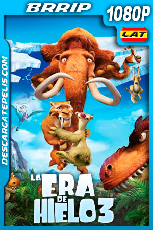 La era de hielo 3 (2009) 1080p BRRip Latino