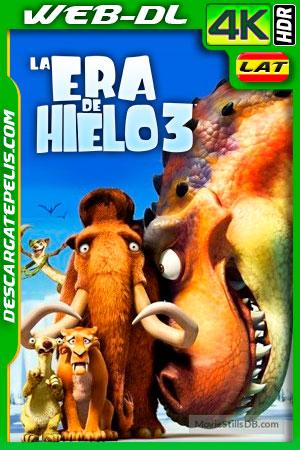 La era de hielo 3 (2009) 4K WEB-DL HDR Latino