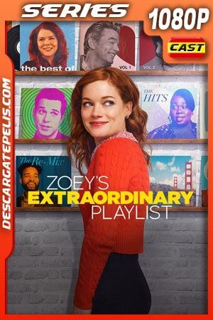 La extraordinaria playlist de Zoe (2020) Temporada 1 1080p WEB-DL Español