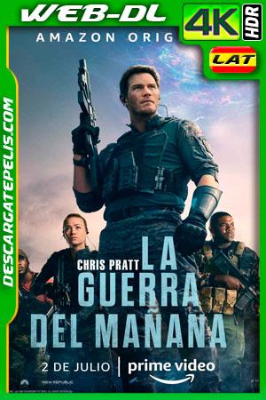 La guerra del mañana (2021) 4K WEB-DL HDR Latino