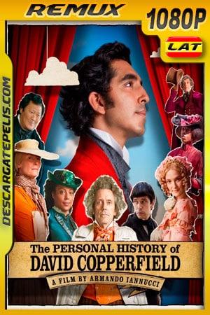 La increíble historia de David Copperfield (2019) 1080p Remux Latino