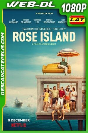 La increíble historia de la Isla de las Rosas (2020) 1080p WEB-DL Latino