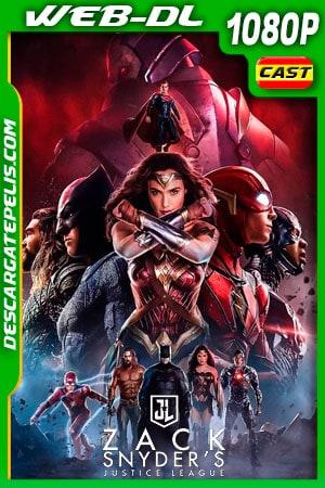 La Liga de la Justicia de Zack Snyder (2021) 1080p WEB-DL Castellano